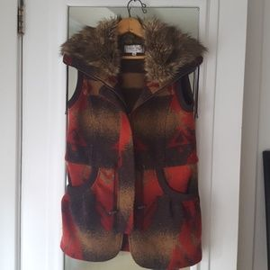 Taska Polizzi Collection for Pendelton Vest